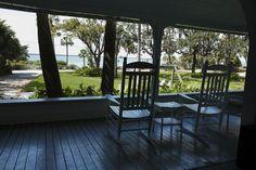 House on the water, Dunedin.