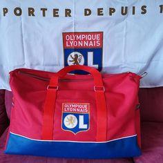 Mounette sur Instagram: Une fille fan de foot + un anniversaire + une photo d'un sac vu sur pinterest voilà le resultat #sacweekend #sacotin #sacotinboston…