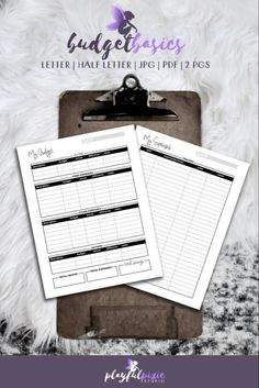 Easily manage your finances with this budget sheet and expenses tracker! Just download and print.  #budgetplanner #plannerpages #budget #plannerinserts #financialplanning Mermaid Invitations, Birthday Invitations, Printable Planner Pages, Printables, Budget Sheets, Expense Tracker, Gifts For Readers, Planner Inserts, Budget Planner