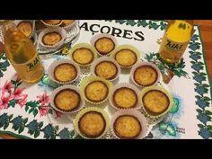 Queijadas de LEITE OU MILK TARTS ! - YouTube Marie Biscuit Cake, Portuguese Recipes, Portuguese Food, Milk Tart, Biscuits, Sweet Treats, Cup Cakes, Fruit, Breakfast
