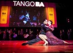 Comienza el Festival Mundial de Tango BA 2015