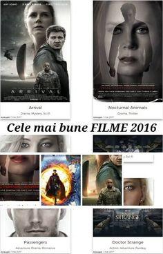 Cele mai bune filme lansate in anul 2016 vazute de mine (Best movies 2016)    http://crisu3.ro/filme/cele-mai-bune-filme-2016.html