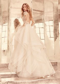 Elysia - Available at Pearl Bridal House