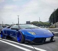 """603 curtidas, 1 comentários - Liberty Walk Australia (@libertywalkaustralia) no Instagram: """"Liberty Walk Lamborghini Murciélago LB☆ ☆⬇Liberty Walk Australia : @VogueIndustries…"""""""