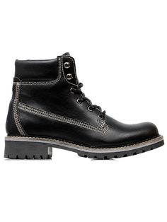 ce846df62dff Vegan womens dock boots in black by Wills London