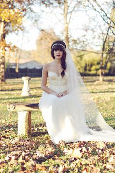 bohemian-luxe-winter-wedding-076 | Ruffled