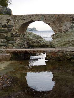 Un pont en Corse