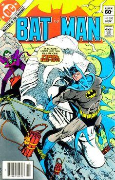Batman #353 by José Luis García-López