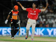 Akshar Patel celebrates a Wicket