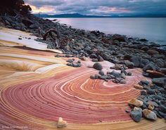 Maria Island National Park, Tasmania, Australia.