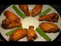 Homemade Buffalo Wings Recipe – Delicious Easy To Make Recipes