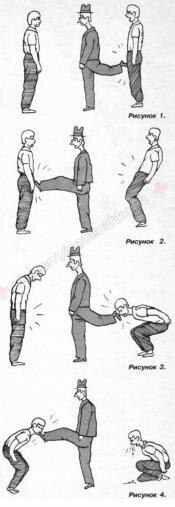 Karate pamokos