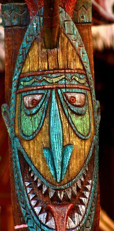 The big tiki is coming back! in the tiki room to see his relatives from the outs. The big tiki is Tiki Room Disney, Tiki Totem, Tiki Tiki, Hawaian Party, Tiki Head, Tiki Statues, Tiki Bar Decor, Tiki Lounge, Tiki Mask