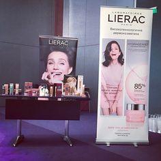LIERAC & Phyto event ! Thank you for invitation  #hydragenist #lierac #lieracparis #phytoparis #beauty #skincare #k8bykatelin #cosmetics