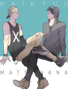 #matsukawa #hanamaki #hq