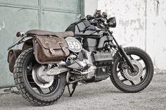 BMW K75 Canaja by Luca Siviero