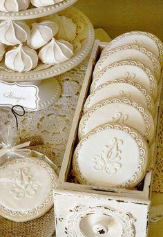 Inspiração_Cookies_Casamento_Formato_Redondo