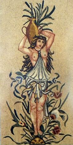 Mosaic Designs, Mosaic Patterns, Mosaic Ideas, Mosaic Tattoo, Ancient Art Tattoo, Vintage Illustration Art, Mosaic Art, Marble Mosaic, Mural Art
