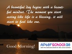 Good Morning! #goodmorning #quotes