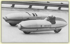 Racing Rétro: Tarf Gilera 1954