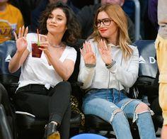 Vanessa Hudgens and Ashley Tisdale // MISS IDA B