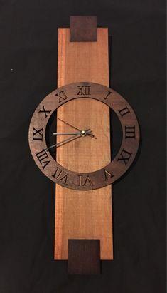 30 Vintage Table Clock Design Ideas Made Of Wood -