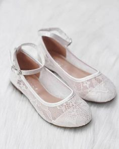 28ac93f2be8e Infant & Toddler girl shoes - SILVER fine glitter mary-jane with glitter  chiffon bow