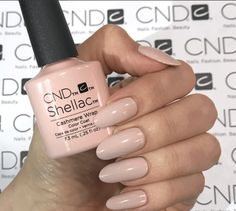 Billedresultat for cnd shellac romantique Shellac Nail Colors, New Nail Colors, Shellac Manicure, Shellac Nails, Cnd Colours, French Tip Nail Designs, Nail Designs Pictures, Nail Effects, Nail Polish