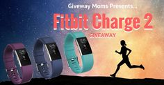 Our friends at, Giveaway Moms, are giving away 3 Fitbit Charge 2s Valued at $149 each! (just because)... http://swee.ps/wshWRgPS