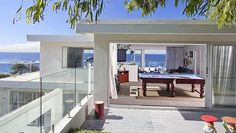 She should be so lucky! Kylie Minogue has leased a stunning beach-side residence to call home while she's based in Sydney for The Voice Aust...