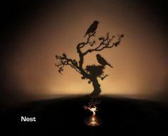 Lumen / Oil lamp by Adam Frank