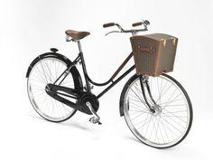 IN DE KIJKER. De fietskoffer van Moynat