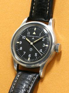 International Watch Co. (IWC) MARK XI R.A.F. Cal.89
