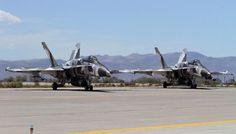 F-18 Agressor squadron NAS Fallon