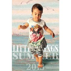 Little Wings grey marle skirt pant combo