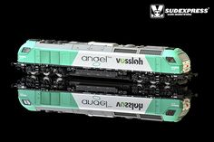 Products - SUDEXPRESS scale model trains