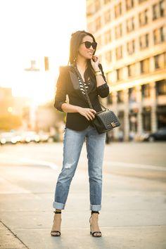 Casual :: Boyfriend jeans