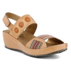 98a2defedd0d49 Women s L Artiste by Spring Step Bazooka Quarter Strap Sandal (Euro Women s  35 (US Wms ) M (Regular))