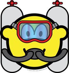 rebreather closed circuit scuba smiley