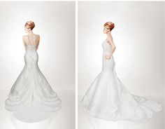 "Check out new work on my @Behance portfolio: ""Bridal gowns.""…"