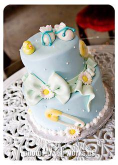 Baby Shower Cakes - Something Sweet Cake Studio