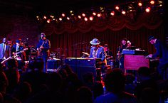 """Dr. John Live at Brooklyn Bowl for Soul to Soul II: Benefit for Haiti 1.18.2010 // Photo via Bowery Present's """"The House List"""" :: #BrooklynBowl > #BoweryPresents > #LiveMusic > #Brooklyn > #Entertainment > #NYCEvents"""