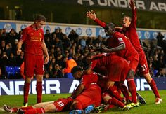 Rampant Liverpool put Champions League rivals on red alert