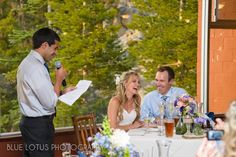 Heavenly Wedding in Lake Tahoe, Blue Lotus Photography, #mountainweddings