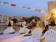 #YourDreamDay A mexican fiesta on the beach!