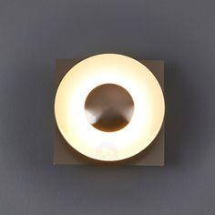 Elegant LED væglampe