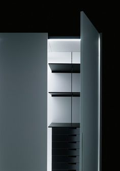 Solferino wardrobe by Piero Lissoni for Boffi _