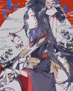 埋め込み画像 - He is a boy :) I'm not lying :) Anime Art Girl, Manga Art, Anime Guys, Manga Anime, Persona Anime, Anime Kimono, Another Anime, Yukata, Anime Fantasy