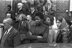 circa 1968-1972 | OLIVE MORRIS, a significant figure in the British Black Panther Movement was Olive Morris (1952-79), born in Jamaica; a feminist, black nationalist, campaigner against private property rights and for the rights of squatters, a founding member of the Organisation of Women of African and Asian Descent, and co-founder of the Brixton Black Women's Group. (photographs shot by Neil Kenlock, the official photographer of the British Black Panther Movement.