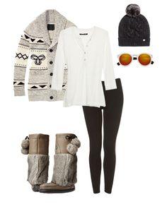Cute Apres Ski Outfit | POPSUGAR Fashion